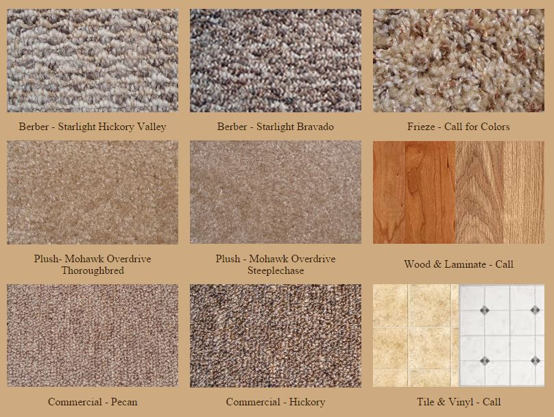 Different kinds of carpet carpet the honoroak for Types of carpets for home