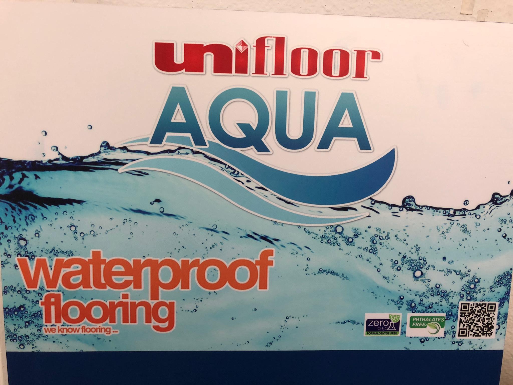 Unifloor Aqua distributor