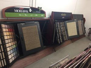 mohawk carpeting selections