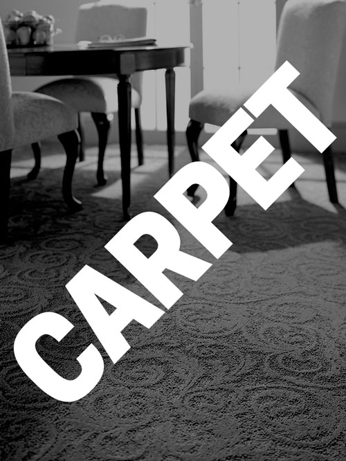 carpeting selections